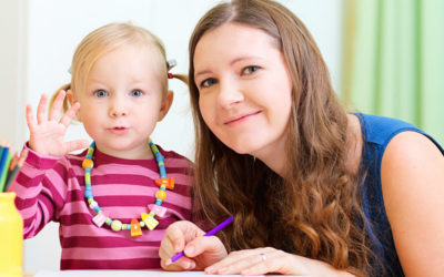 Struggling to combine childcare and work?