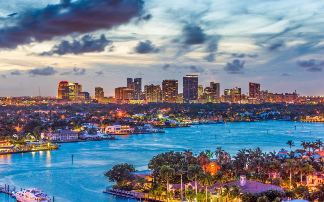 New: English language courses in sunny Fort Lauderdale, Florida